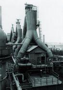 Blast furnace, Völklingen, Saarland, Germany
